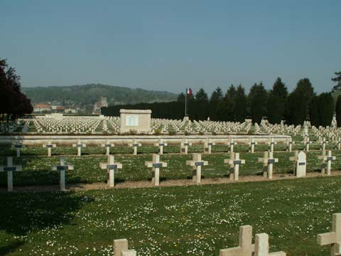 Soupir No 1 French Cemetery