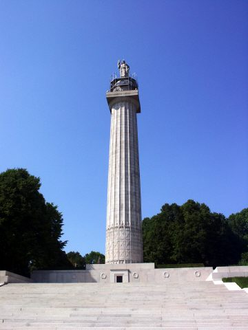 The American Monument at Montfaucon